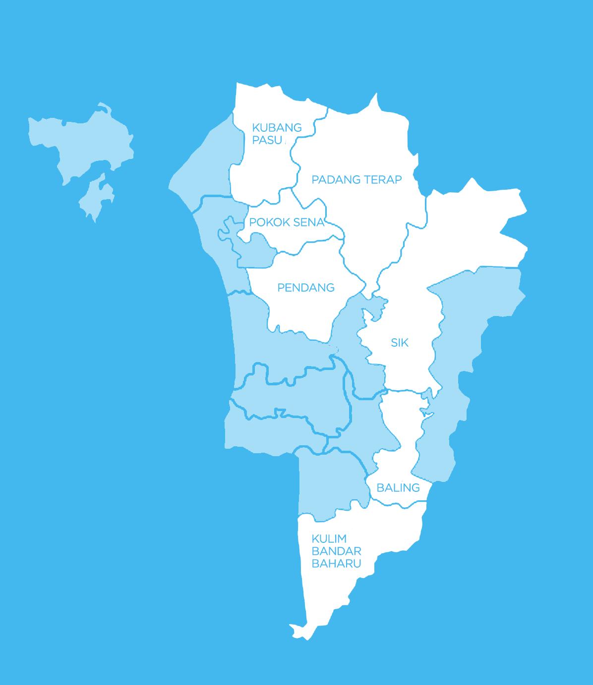 Koridor Utara : Kedah