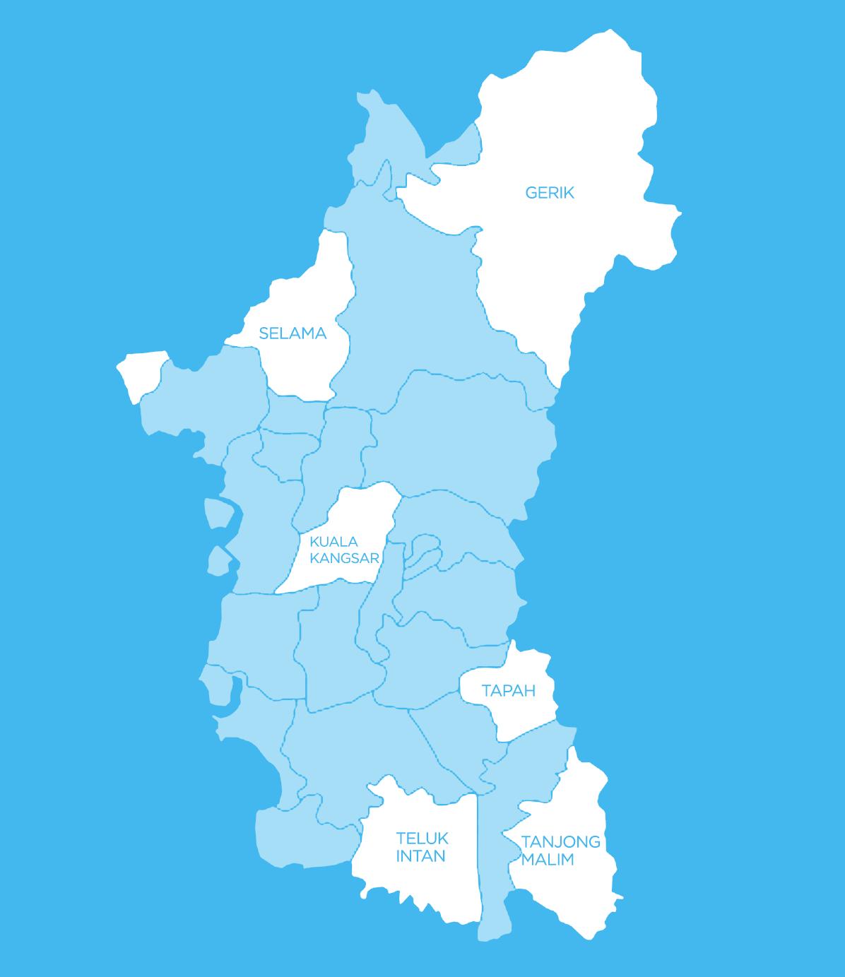 Koridor Utara : Perak